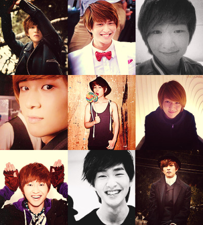 9 favorite pictures → Onew | SHINee