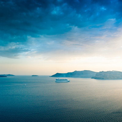 cubagallery:  Via Flickr: Greece Santorini