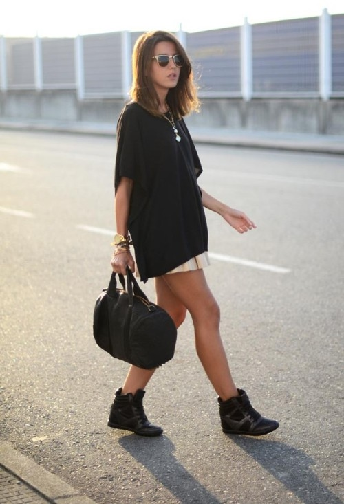 lookbookdotnu:  Effortless (by Alexandra Per)