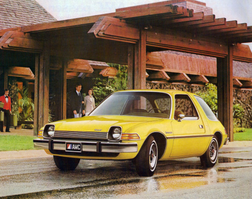 carpr0n:  All american reject Starring: '76 AMC Pacer DL (by coconv)