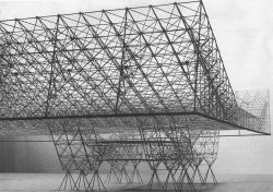 flasd: Konrad Waschmann | Aircraft Hangar For the USA Air Force | 1940-1953