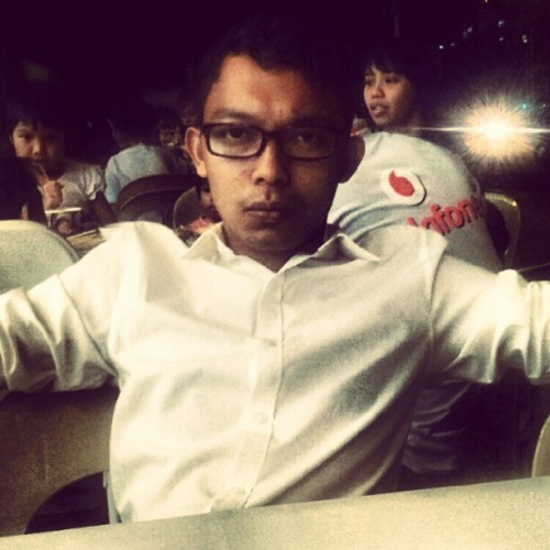muka abang-abang. stop it seh! (Taken with Instagram)