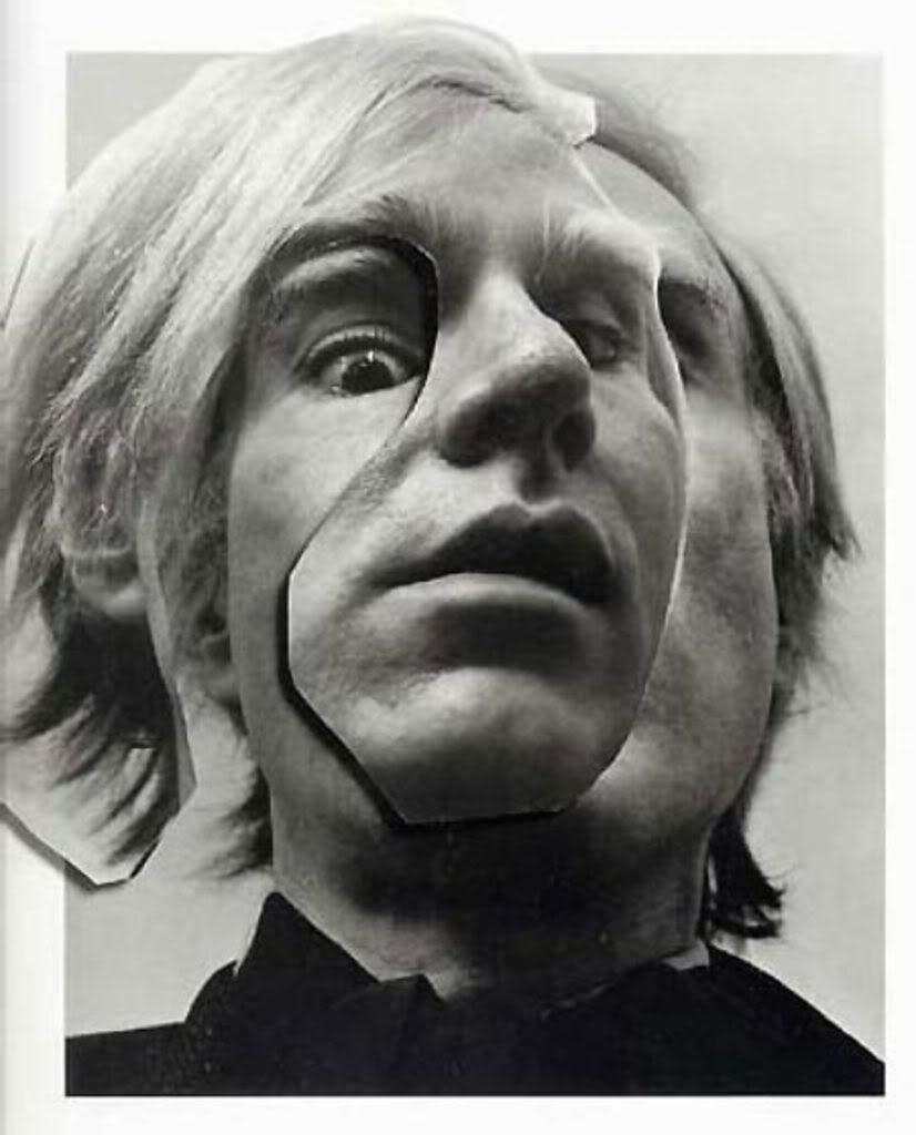 Arnold Newman, Andy Warhol, New York