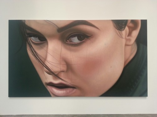 Sasha Grey. Richard Phillips, Chelsea.