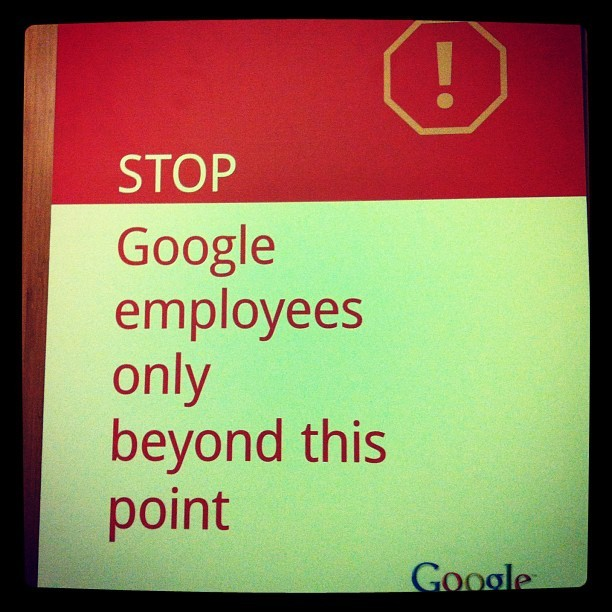 I listened (Taken with Instagram at Google San Francisco)