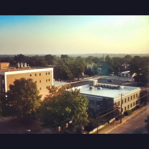 Good morning, world. Near #dawn.  (Taken with Instagram at Palmetto Health Baptist Medical Center)