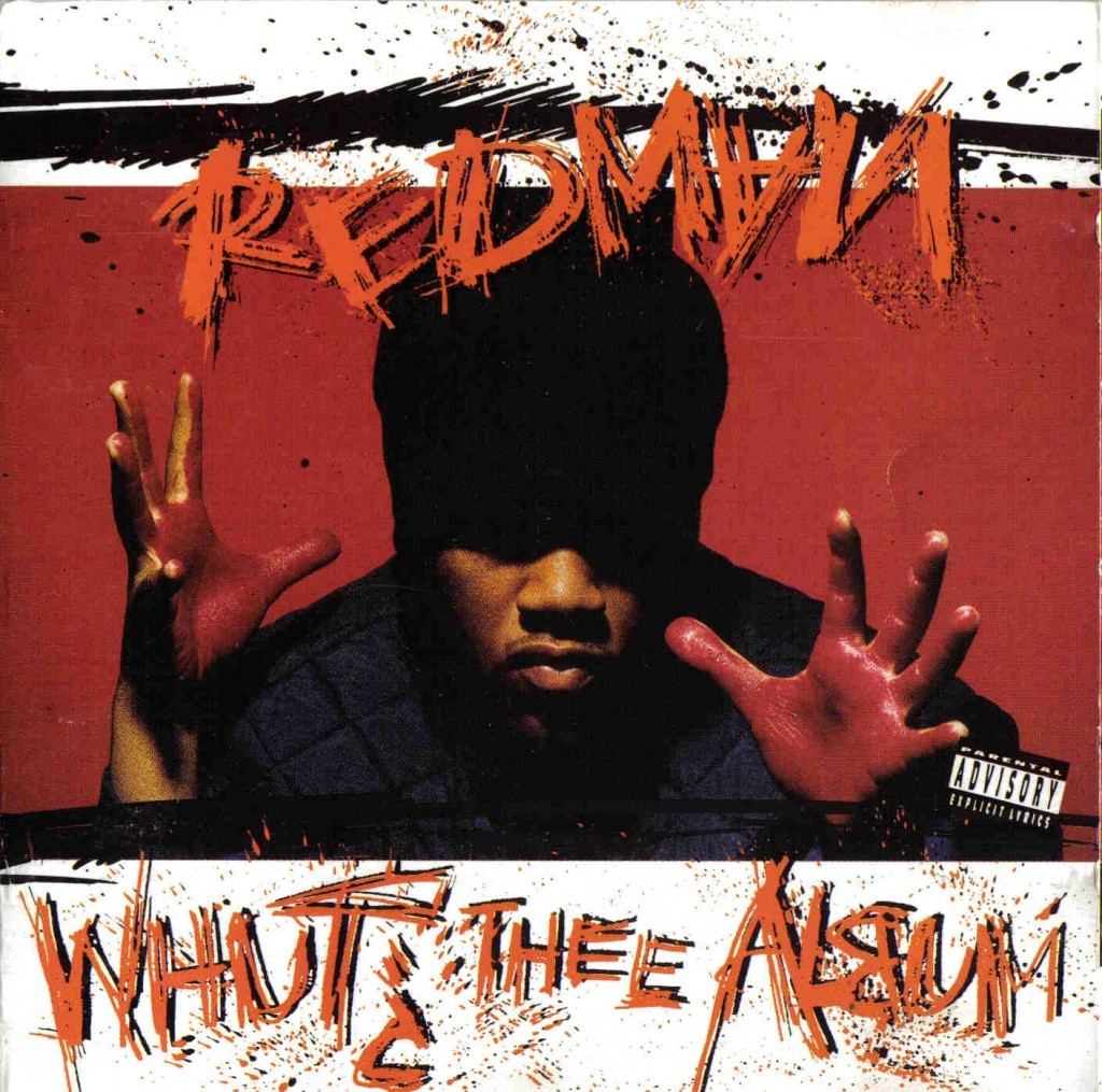 "upnorthtrips:  BACK IN THE DAY |9/22/92| Redman released his debut album, Whut? Thee Album, on Def Jam Records.  Oh man, I wore this CD out back then. ""Time time for some time for some action…"""