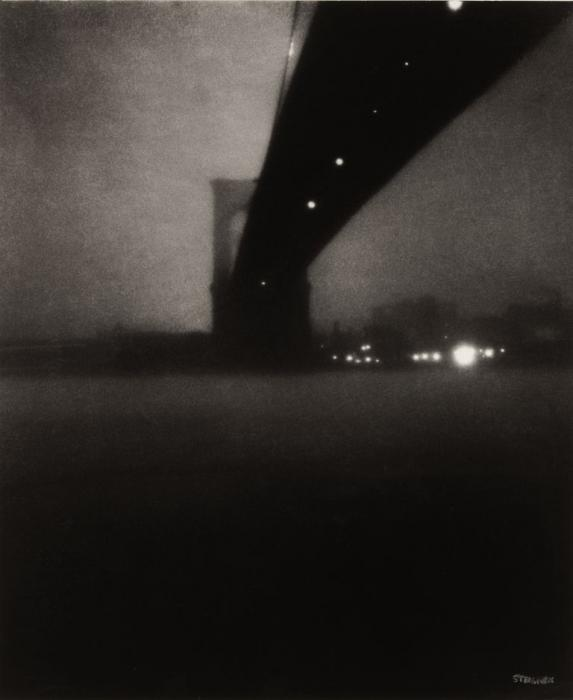 From The pictorialism and modernism of Edward Steichen and the malediction of Ansel Adams. A review of Edward Steichen retrospective at Jeu de Paume, Paris.