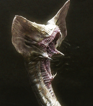 xenomorfo:  Hammerpede worm  Why is the concept art always so much cooler than what makes it onto the screen??