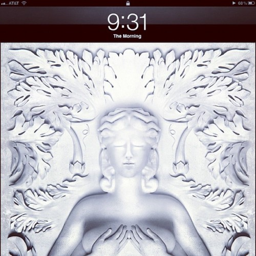 "Perfect time for this song lol ""eye on the dollar like…"" (Taken with Instagram)"