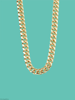 blvckgallery:  Golden chain All credits are mine, under Creative Commons' license