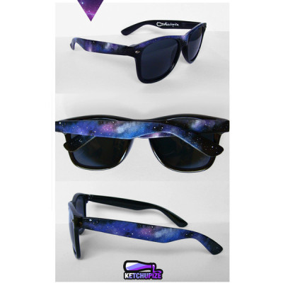 Sunglasses   ❤ liked on Polyvore (see more clear sunglasses)
