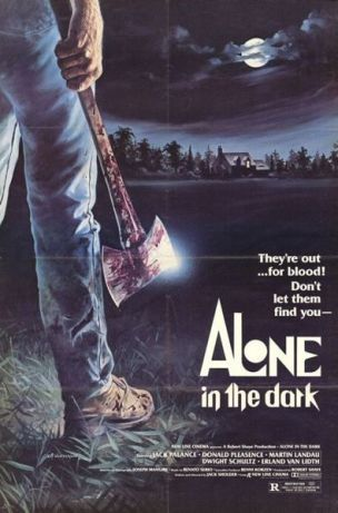 The 80's horror posters were and always will be the best!