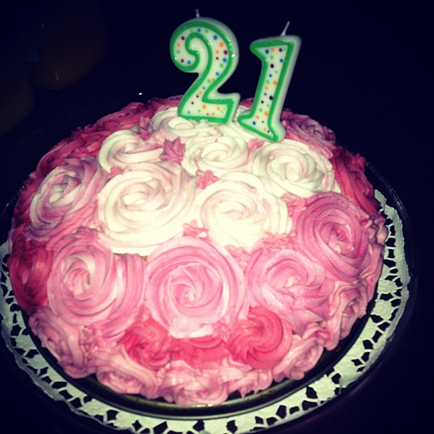 Happy birthday my lovely sis Nooly ♥♥♥ (Taken with Instagram)