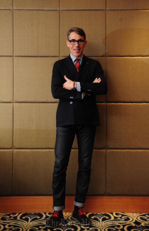 Alberto Scaccioni, chief executive officer of Ente Moda Italia