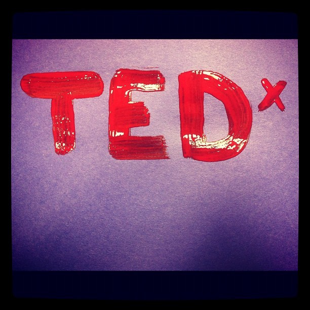 Painting is fun! :) #ted #tedx #paint #obsessed  (Taken with Instagram)