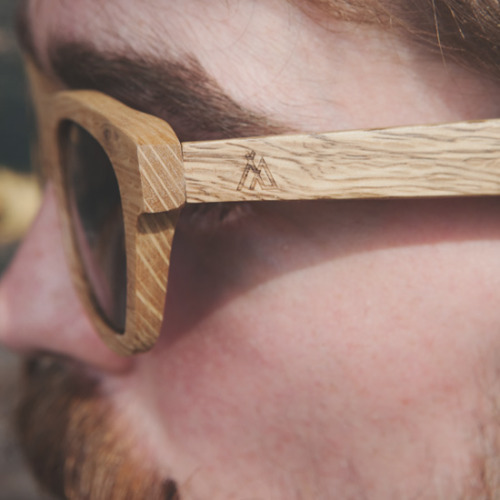 transmissionclothing:  TRANSMISSION Wooden Sunglasses