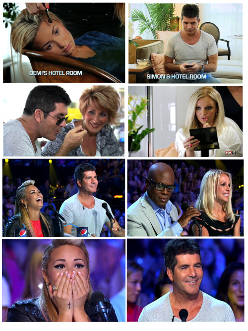 Set of over 100 screen grabs from this weeks X Factor USA HERE