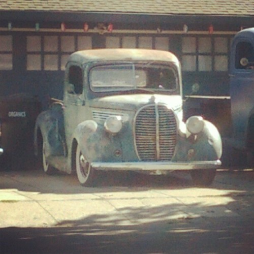 Close up of the really cool #ford #truck #livermore  (Taken with Instagram)