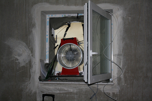 Ventilator Für Kellerfenster