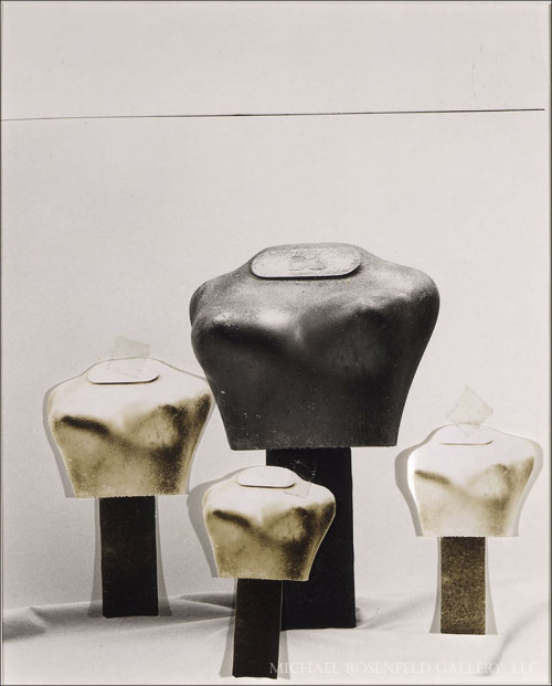 Jay DeFeo - Untitled (Four Figures) 1973