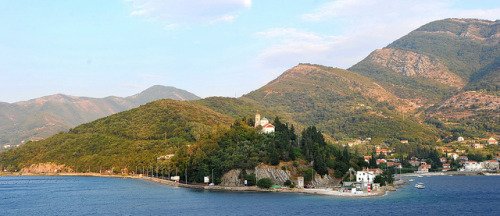 MONTENEGRO:  SAILING TO KOTOR on Flickr.