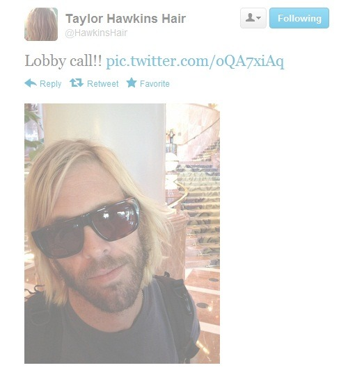 foo fighters ily man taylor hawkins soz about the shite brightness