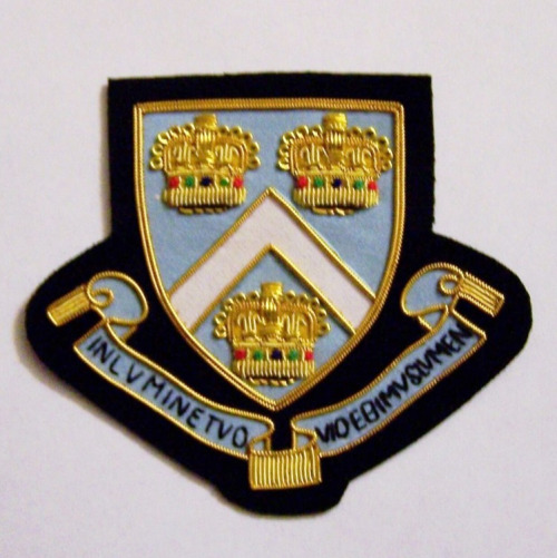 This Just In: Columbia University Crest Patch $20 @ eBay J. Press sells this thing for $95. They trippin. I can't tell the difference. Now all I need is a navy or baby blue blazer to put this on. Roar, lions. Roar.