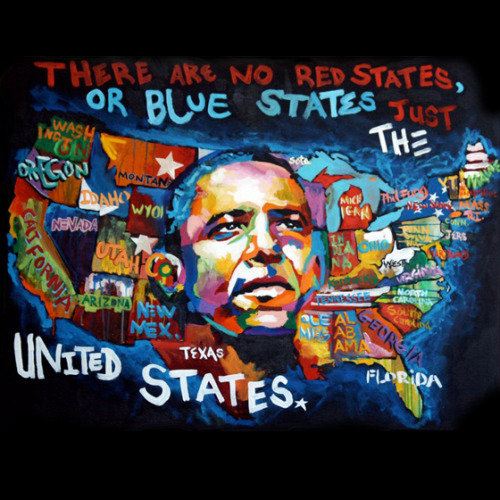 barackobama:  Just the United States of America.