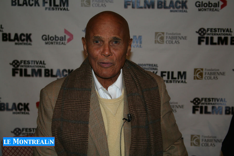 Harry Belafonte  Jeudi dernier, je couvrais le passage de l'activiste/artiste à l'Université Concordia dans le cadre de la 8e édition du Festival International du Film Black de Montréal, pour afrokanlife.com.  Un homme très humble et sage, avec un grand vécu! Cliquz sur la photo pour mon article! Pour l'album photo complet du passage de Belafonte à Montréal, direction #MONTREALiN ________________________________________________________________________________________ Last Thursday, I covered the activist/artist's visit in Concordia University during an even in the 8th edition of the Montreal International Black Film Festival, all for afrokanlife.com. Was amazing to be in the same room with such a wise man. Click on the picture for my article! Check out the complete album on #MONTREALiN 's facebook page!