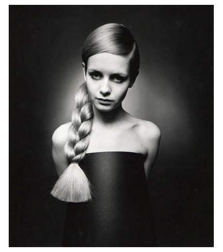 Visual response for Jil Sander SS 2013: Twiggy.