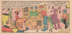 Archie comic from 1972 about 2012 Spot on? Or way off? (via Boing Boing)