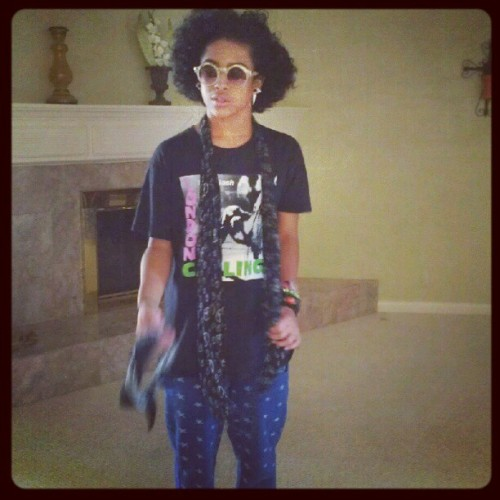 mindlessbambi:  Another. Prince today. I was in love with his outfit - @bellamindlessfor1d- #webstagram