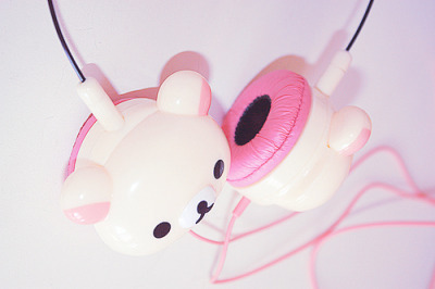 I hope this Rilakkuma headphone has a good sound quality.
