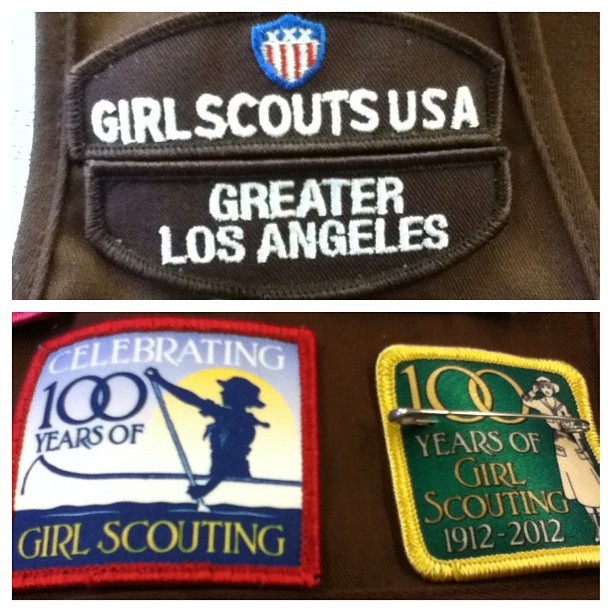 i miss #girlscouts days! #GSP (Taken with Instagram)