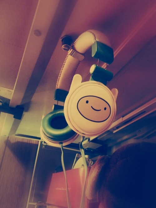 Adventure time Finn headphones