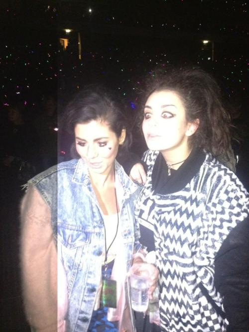 @ charli_xcx OMG WE SUCH DUMB GIRLIES. CLUELESS 4LYF @MarinasDiamonds XXX
