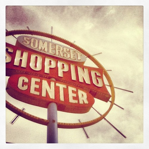 Somerset. #vegas (Taken with Instagram)
