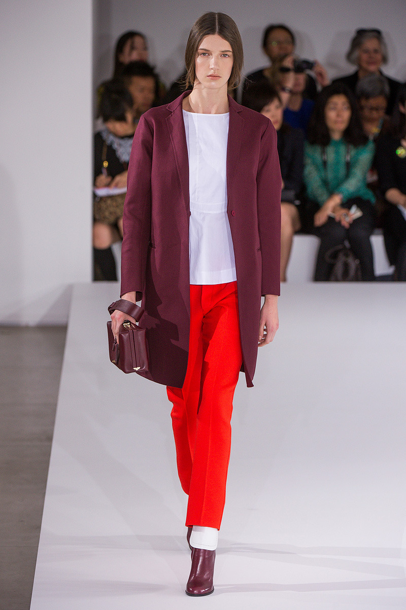 Jil Sander Spring 2013Photo: Yannis Vlamos/GoRunway.comSee the full collection on Vogue.com.