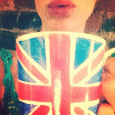 Mmmm #tea  (Taken with Instagram)