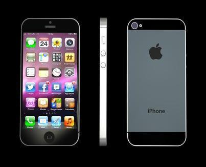 inspirinquotes:  The new iPhone 5 is here! Get the latest news and info!  I want it.