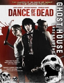 "garethgraves:           I am watching Dance of the Dead                   ""love this jam. gotta try and keep myself in this halloweenishy spirit while i try to cheer up""                                Check-in to               Dance of the Dead on GetGlue.com       'But I don't know how to shoot a machete.'"