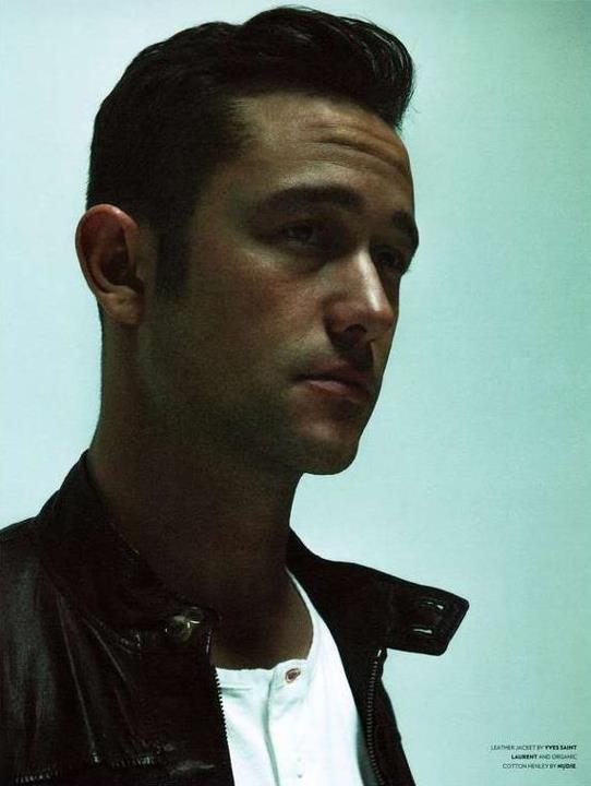Joseph Gordon-Levitt - Flaunt by Michael Muller, October 2012