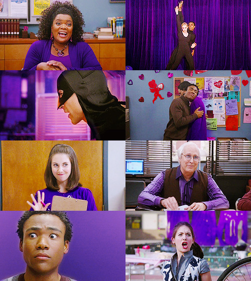 Community Meme  Three Colors [1/3]  → Purple