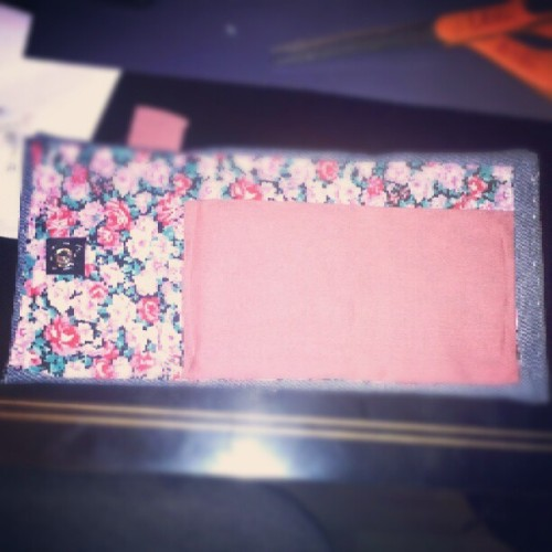 Inside of the wallet :D (Taken with Instagram)