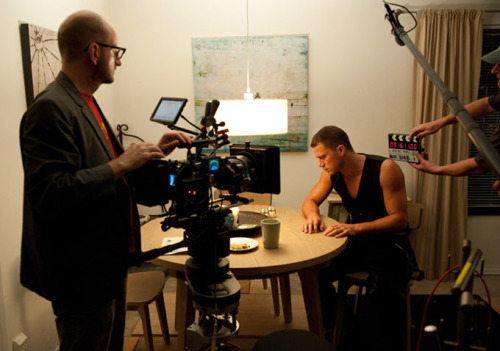 "feilongfan:  Steven Soderbergh: ""I think 'Oh my God, I'm so lucky I got fired'. If I didn't get fired off Moneyball, I don't make Haywire, I don't meet Channing, and I don't make Magic Mike. And I'm really glad I made Haywire, and I'm really glad I made Magic Mike."" Moneyball made 110M Magic Mike made 154M"