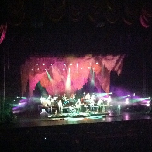 Stupid beautiful (Taken with Instagram at Radio City Music Hall)