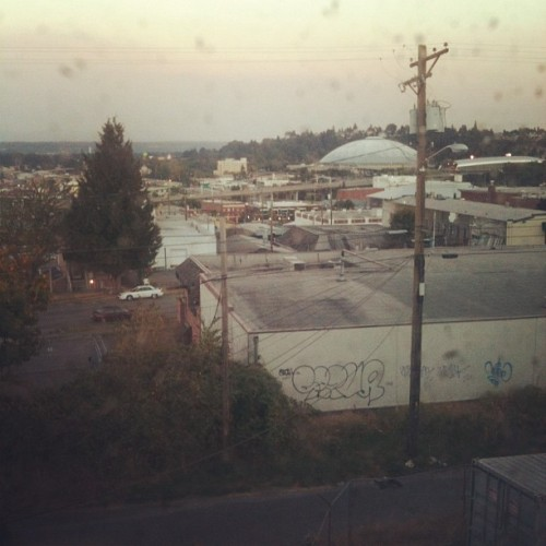 #Tacoma  (Taken with Instagram)