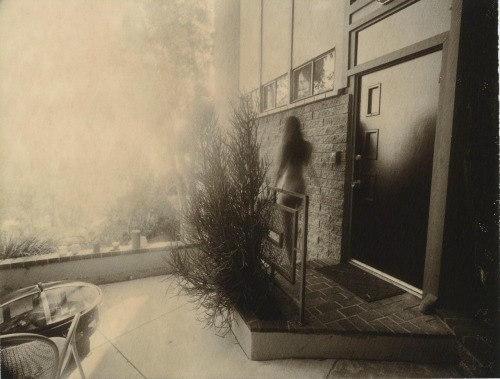Impossible Project Blog / Artist in Residence: Adam Goldberg If by that they mean one who never leaves the house and is covered in goo, then the description is apt.