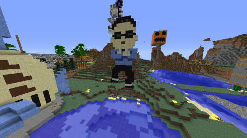 I think tumblr needs to see what I do on Minecraft.